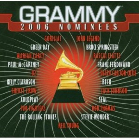 Various Artists - 2006 Grammy Nominees (CD)