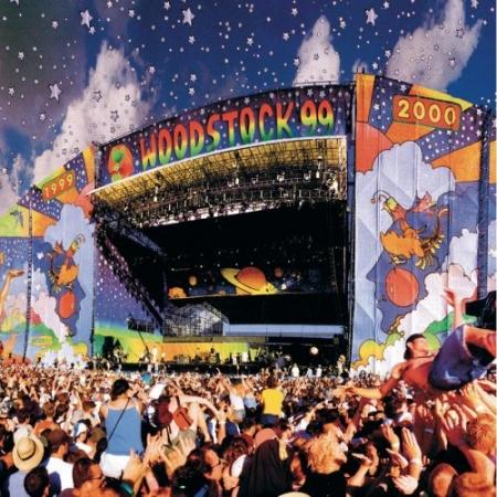 Woodstock 99 VARIUS ARTISTS Live (CD DUPLO)