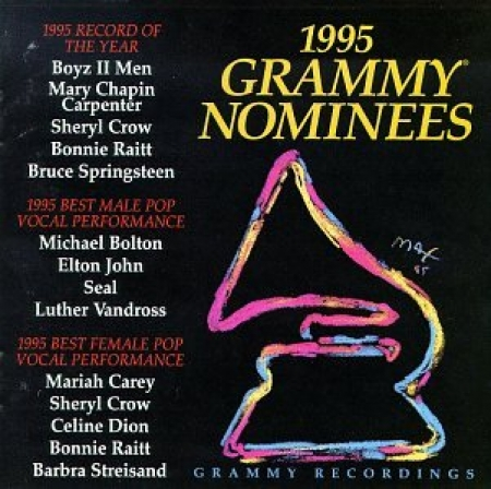 Various Artists - Grammy Nominees 1995 (CD)