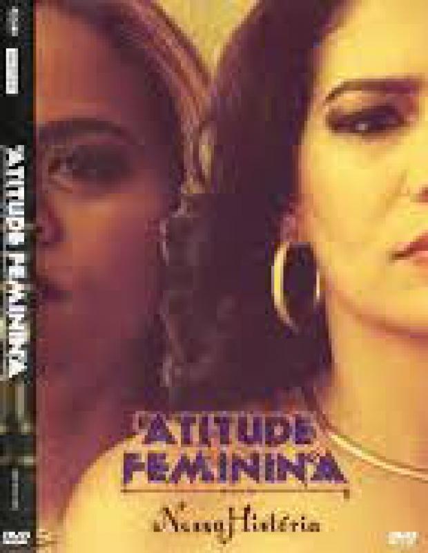 Atitude Feminina - Nossa Historia (DVD)