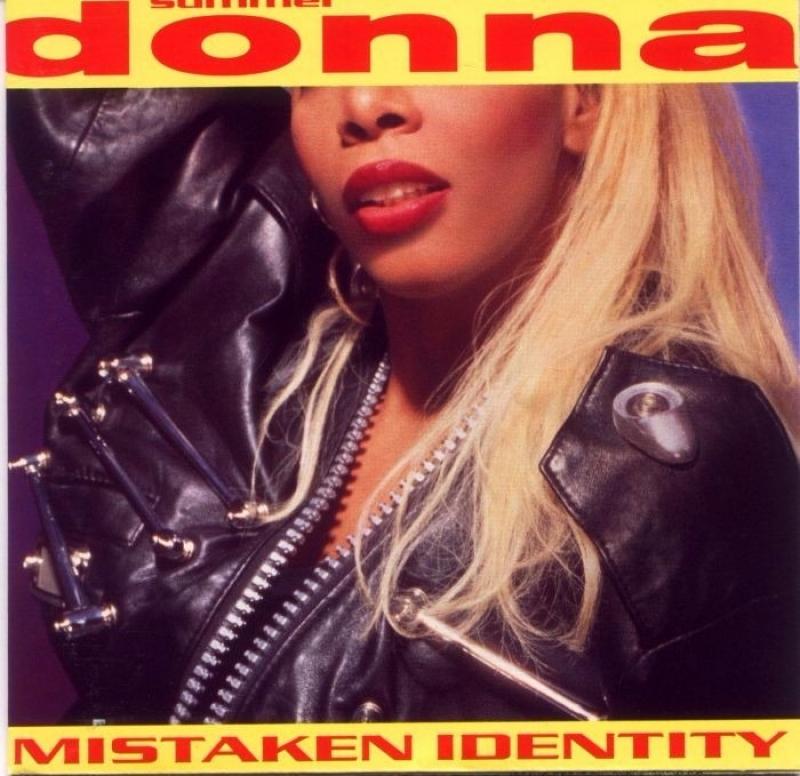 Donna Summer - Mistaken Identity (CD)