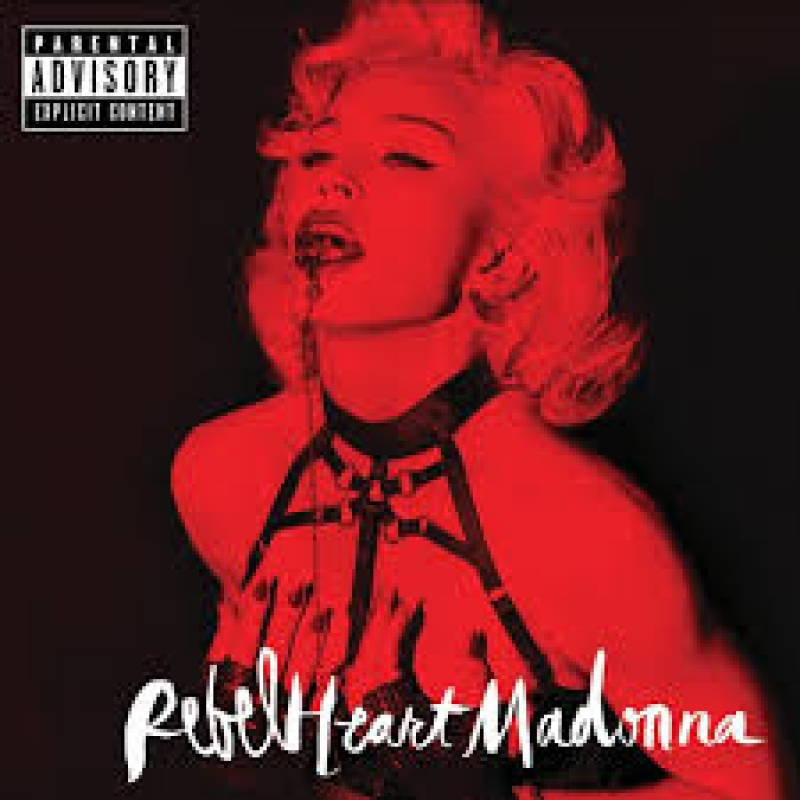 Madonna Rebel Heart (2PC, Super Deluxe Edition Digipack) (602547244116)