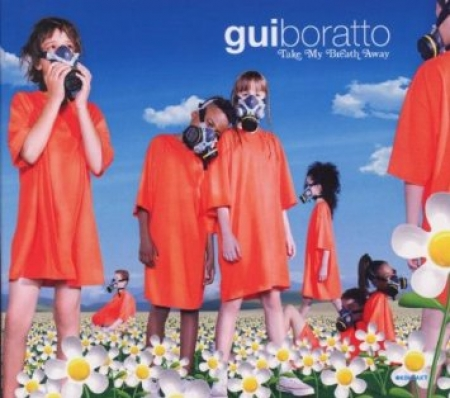 Gui Boratto - Take My Breath Away (CD)