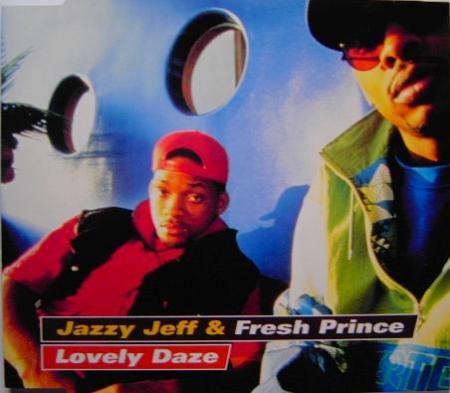 Jazzy Jeff & Fresh Prince - Lovely Daze (CD Single)