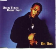Dr. Dre - Been There Done That (CD Single)
