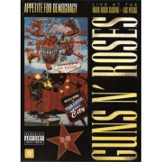 GUNS N ROSES - APPETITE FOR DEMOCRACY - LIVE AT THE HARD ROCK CASINO - LAS VEGAS - (DVD+2CD)