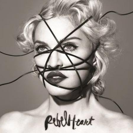 Madonna - Rebel Heart Versao Deluxe Com 5 Faixas Nacional Extras