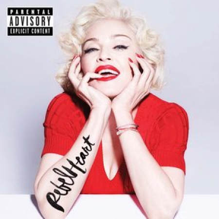 Madonna - Rebel Heart STANDARD IMPORTADO