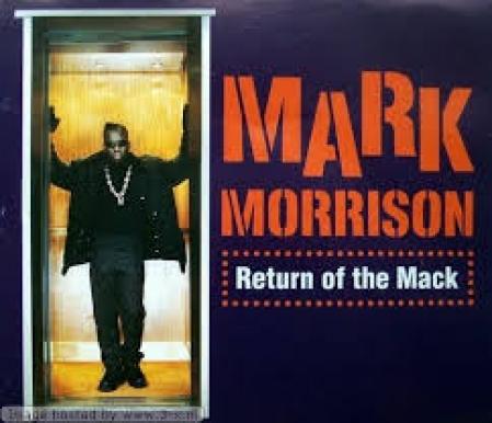 Mark Morrison - Return Of The Mack (CD Single)