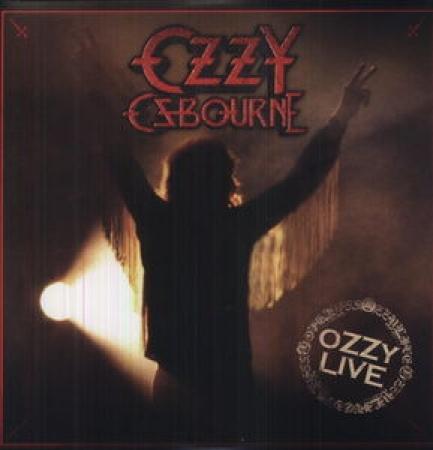 LP Ozzy Osbourne - Ozzy Live Lacrado Importado