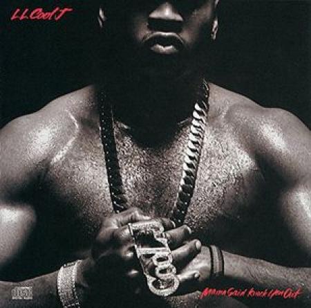 LP LL Cool J - Mama Said Knock You Out IMPORTADO LACRADO