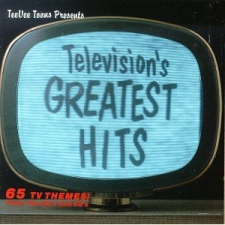 Televisions - Greatest Hits Tee Vee Presents