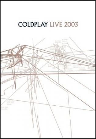 Coldplay - Live 2003 (DVD)