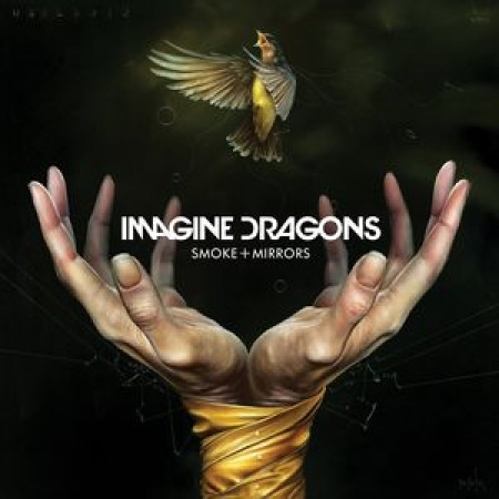 LP Imagine Dragons - Smoke + Mirrors (VINYL DUPLO IMPORTADO LACRADO)