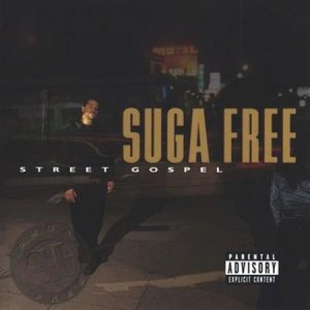 Suga Free - Street Gospel (CD)