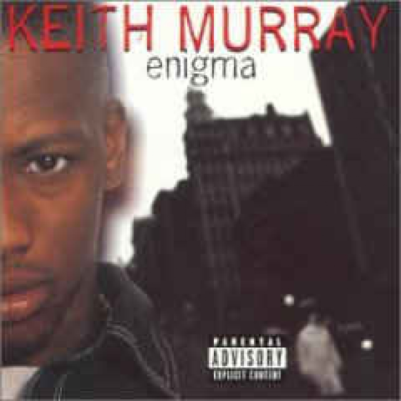 Keith Murray - Enigma (CD)