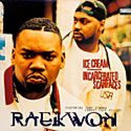 Chef Raekwon - Ice Cream / Incarcerated Scarfaces (CD Single)