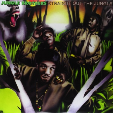 Jungle Brothers - Straight Out the Jungle (CD)