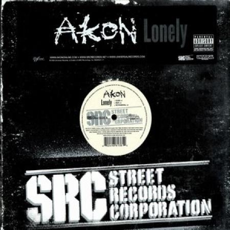 LP Akon - Lonely