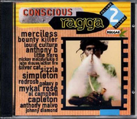 Various - Conscious Ragga Vol.2 (CD)