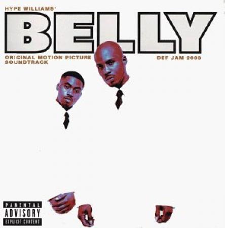 Belly - Original Motion Picture Soundtrack (CD)