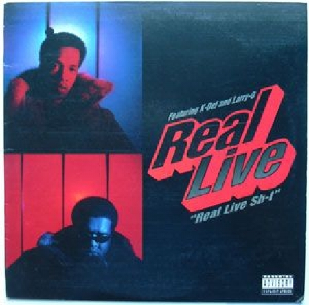 Real Live - Real Live Sh t (CD Single)