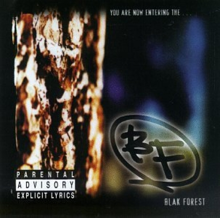 Blak Forest - You Are Now Entering The Blak Forest (CD)