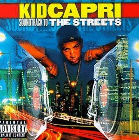 Kid Capri - Soundtrack To The Streets (CD)