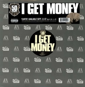 LP 50 Cent - I Get Money VINYL SINGLE IMPORTADO