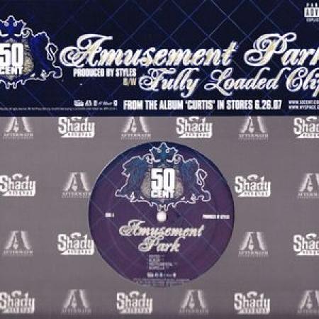 LP 50 Cent - Amusement Park (Vinyl)