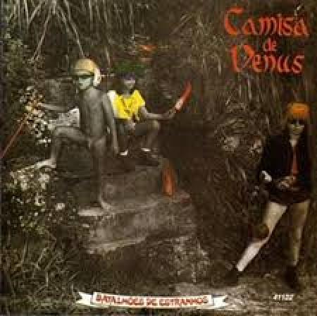 Camisa de Venus - Batalhoes de Estranhos (1984) (CD)