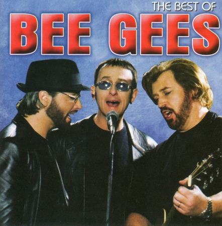 BEE GEES - THE BEST OF (CD)