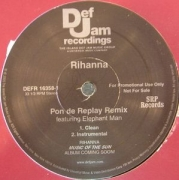 LP Rihanna - Pon De Replay (Remix)