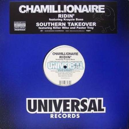 LP Chamillionaire - Ridin / Southern Takeover LP SINGLE