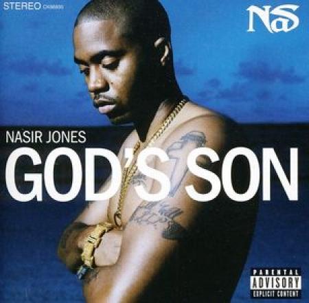 Nas - Nasir Jones - Gods Son IMPORTADO