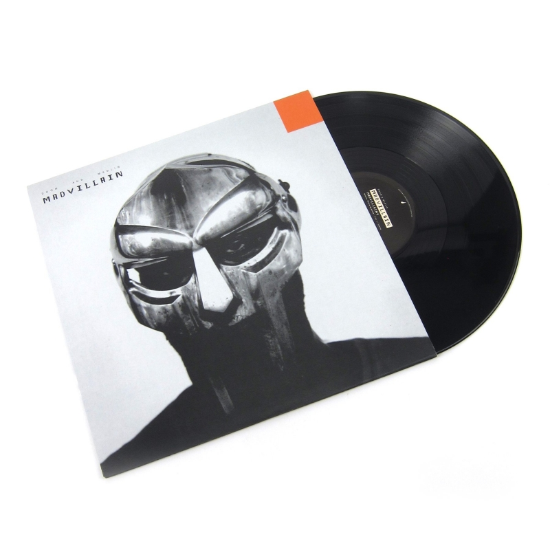 LP MADLIB AND MF DOOM - Madvillain (VINYL DUPLO LACRADO)