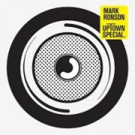LP Mark Ronson - Uptown Special VINYL AMARELO IMPORTADO MADE IN USA