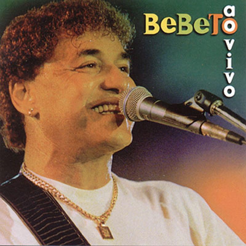 Bebeto - Ao Vivo (CD)