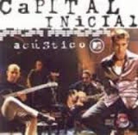 Capital Inicial - Acustico (CD)