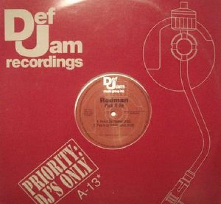 LP Redman - Pick It Up (SINGLE)