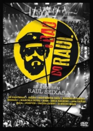 O Bau do Raul - 25 Anos Sem Raul Seixas - DVD
