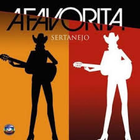 A Favorita - Sertaneja (CD)