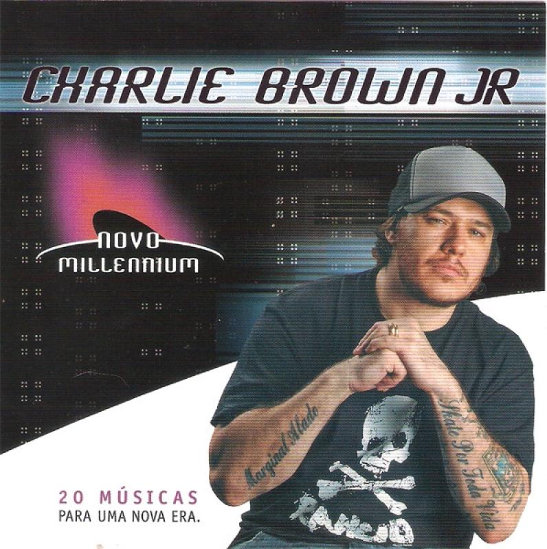 Charlie Brown Jr - novo millennium (CD)