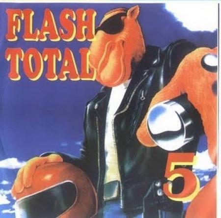 Flash Total - Vol 5 (CD)