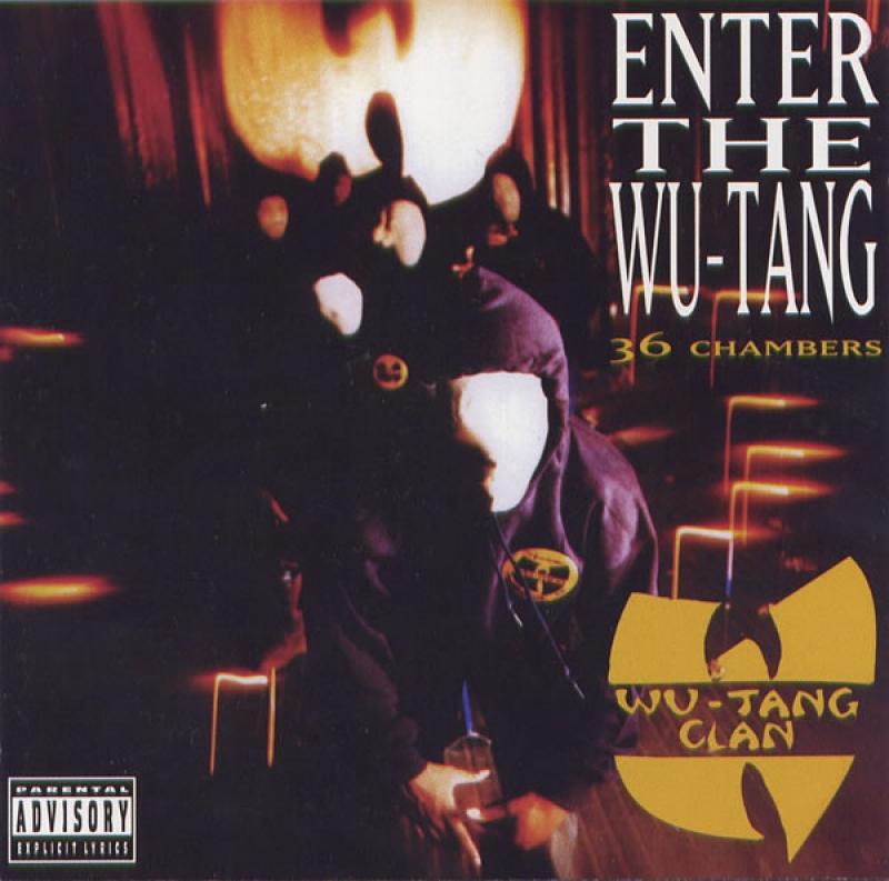 Wu Tang Clan - Enter the Wu -Tang 36 Chambers (CD IMPORTADO