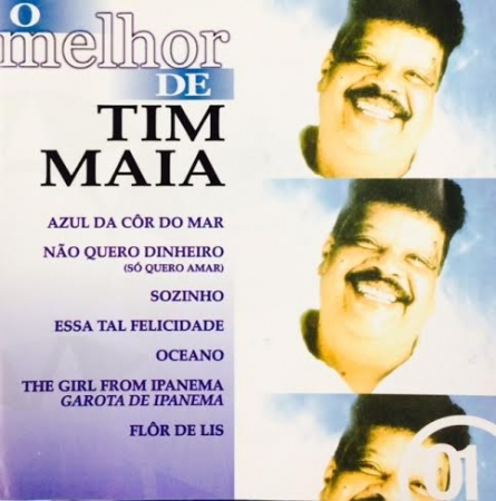 Tim Maia - O Melhor De Tim Maia (PARADOXX)