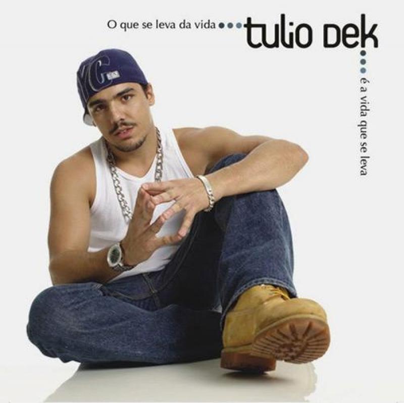 Tulio Dek - O Que se Leva da Vida (CD)