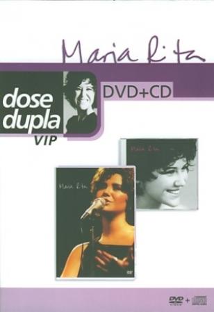 DOSE DUPLA - MARIA RITA (DVD+CD)