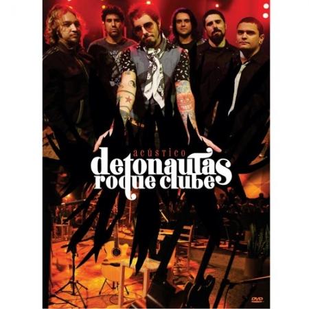 Detonautas Roque Clube - Acustico (DVD)