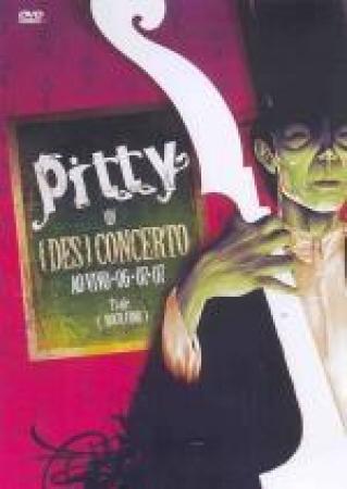 Pitty - Des  Concerto - Ao Vivo 06.07.07  (DVD)